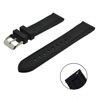 black-quick-release-silicone-rubber-watchband-black-stitching