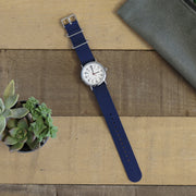 navy-blue-silicone-rubber-nato-watchband-on-watch