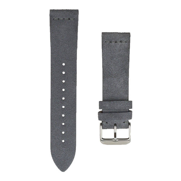 slate-gray-suede-watchband