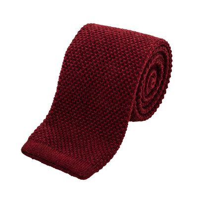 wool-knit-tie-wine