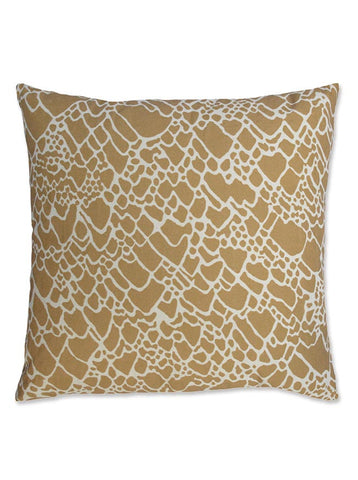 organic throw pillow by Affina