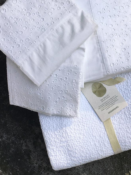 affina cliona organic bed linens