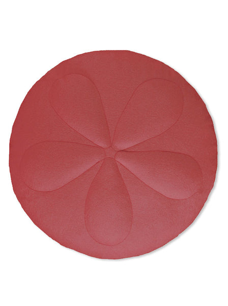 Sea Biscuit Pillow Coral Rose