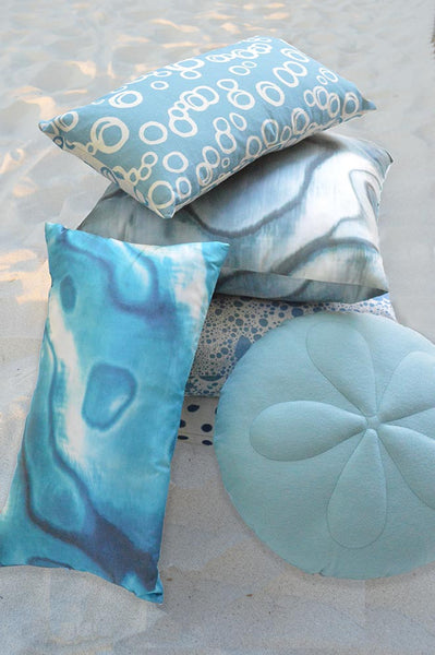 organic throw pillows by Affina