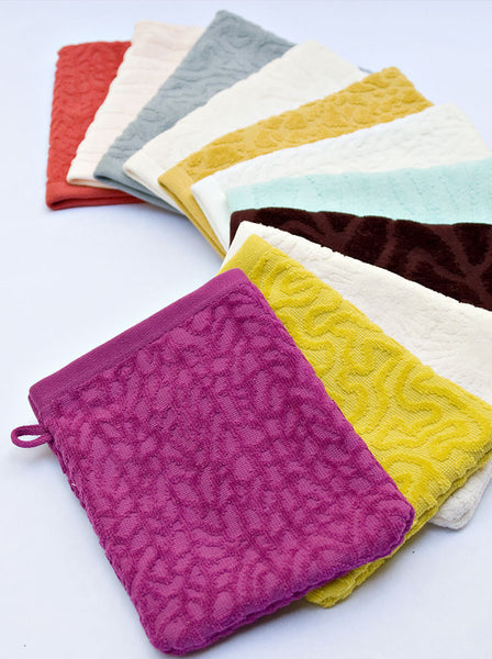 affina organic wash mitts