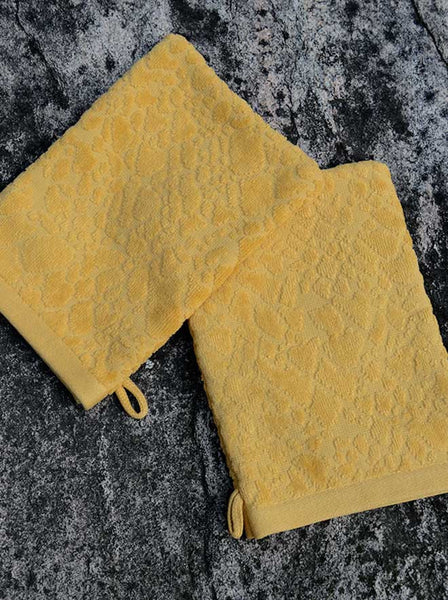 organic wash mitts