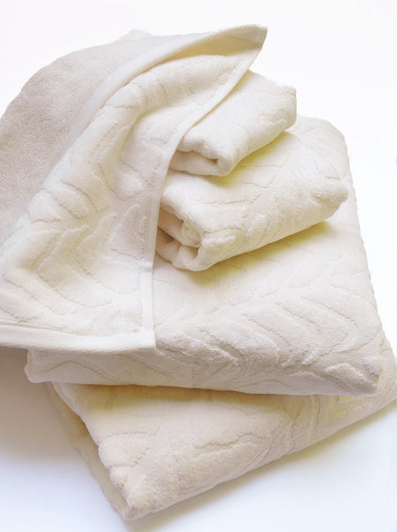 organic bath towels by affina