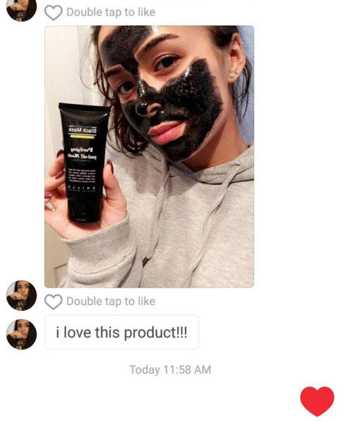 Deep Cleaning Black Peel Off Mask