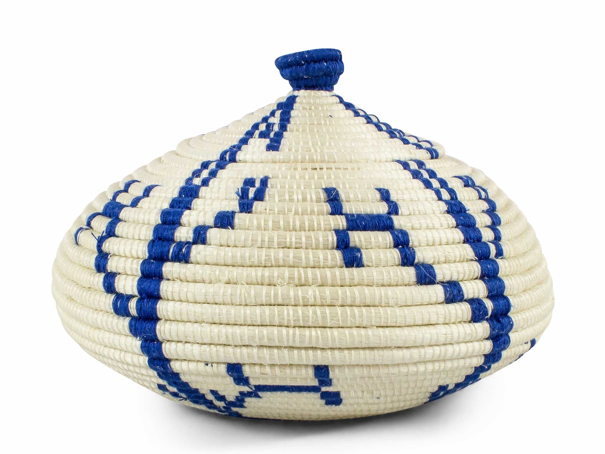 Piece + Parcel - Bluevine Fair Trade Basket -