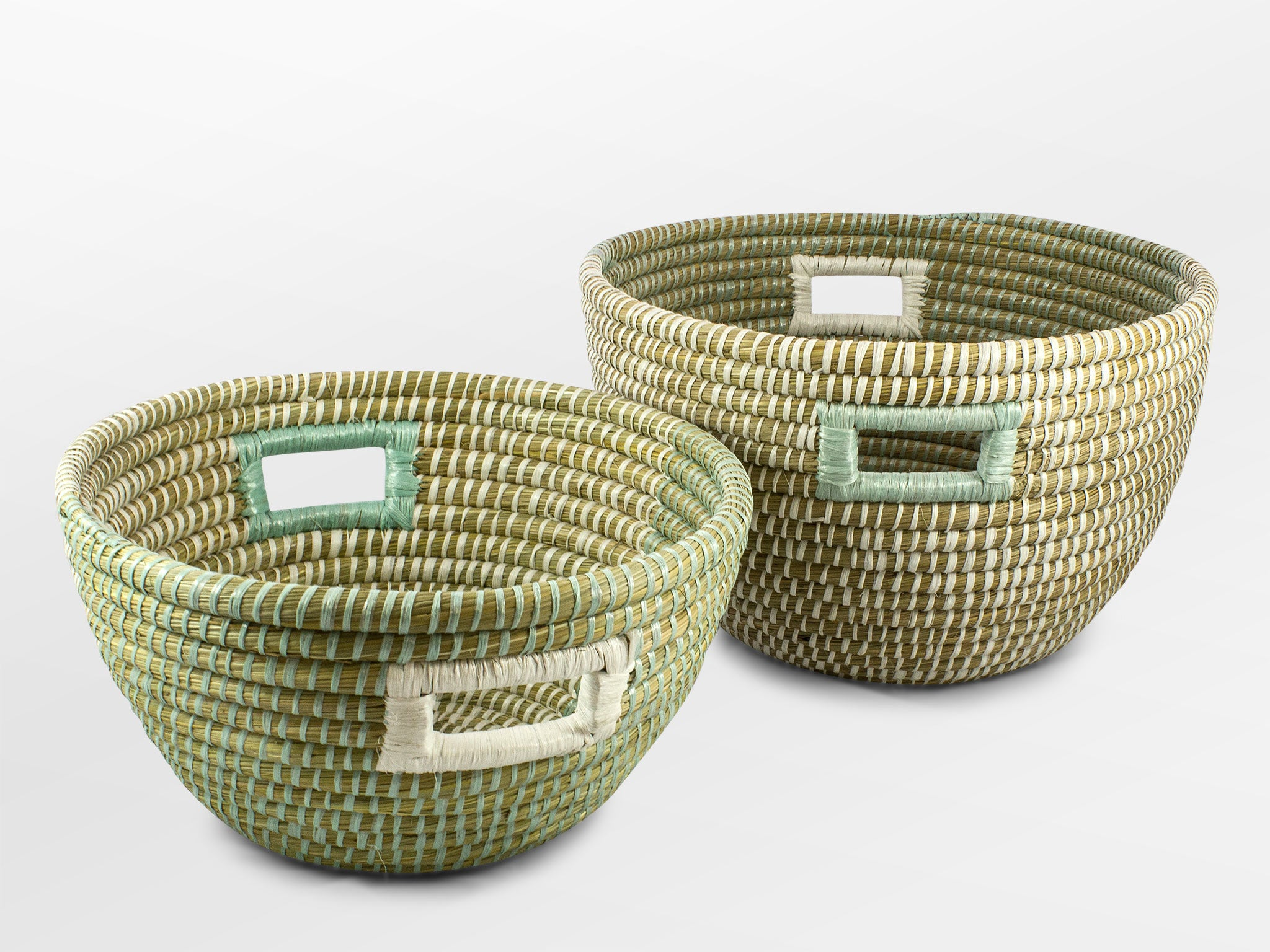 Piece + Parcel - Cerra Fair Trade Basket Set -