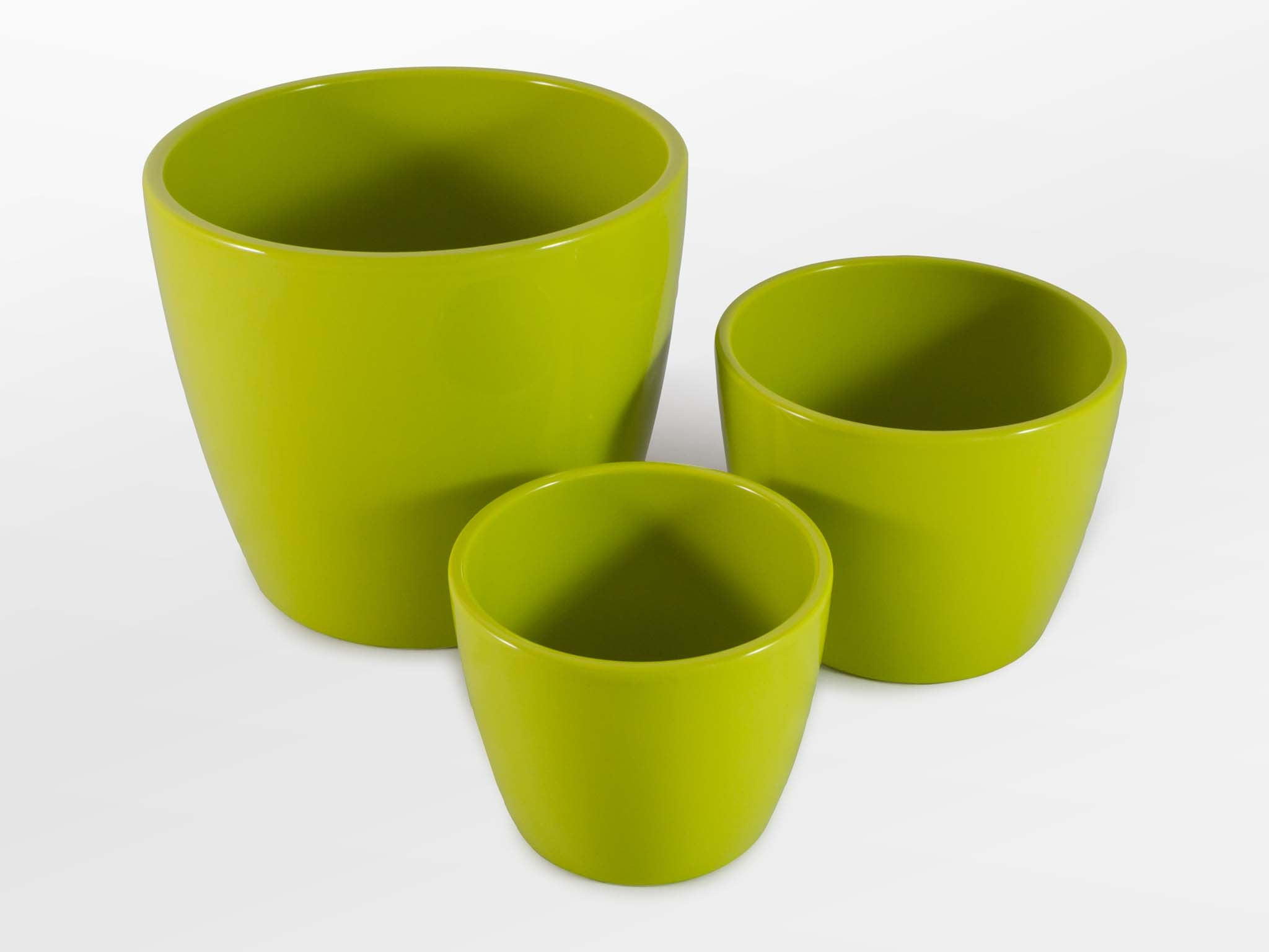 Piece + Parcel - Classica Pot - Lime -