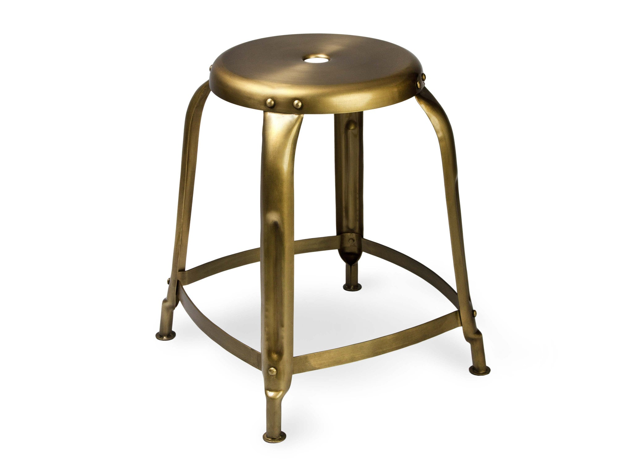Piece + Parcel - Pittsburg Industrial Stool -