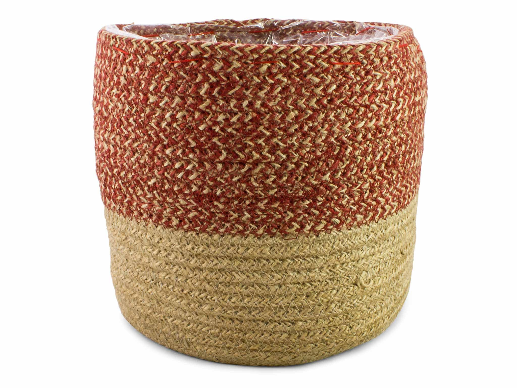 Piece + Parcel - Roja Basket Planter -