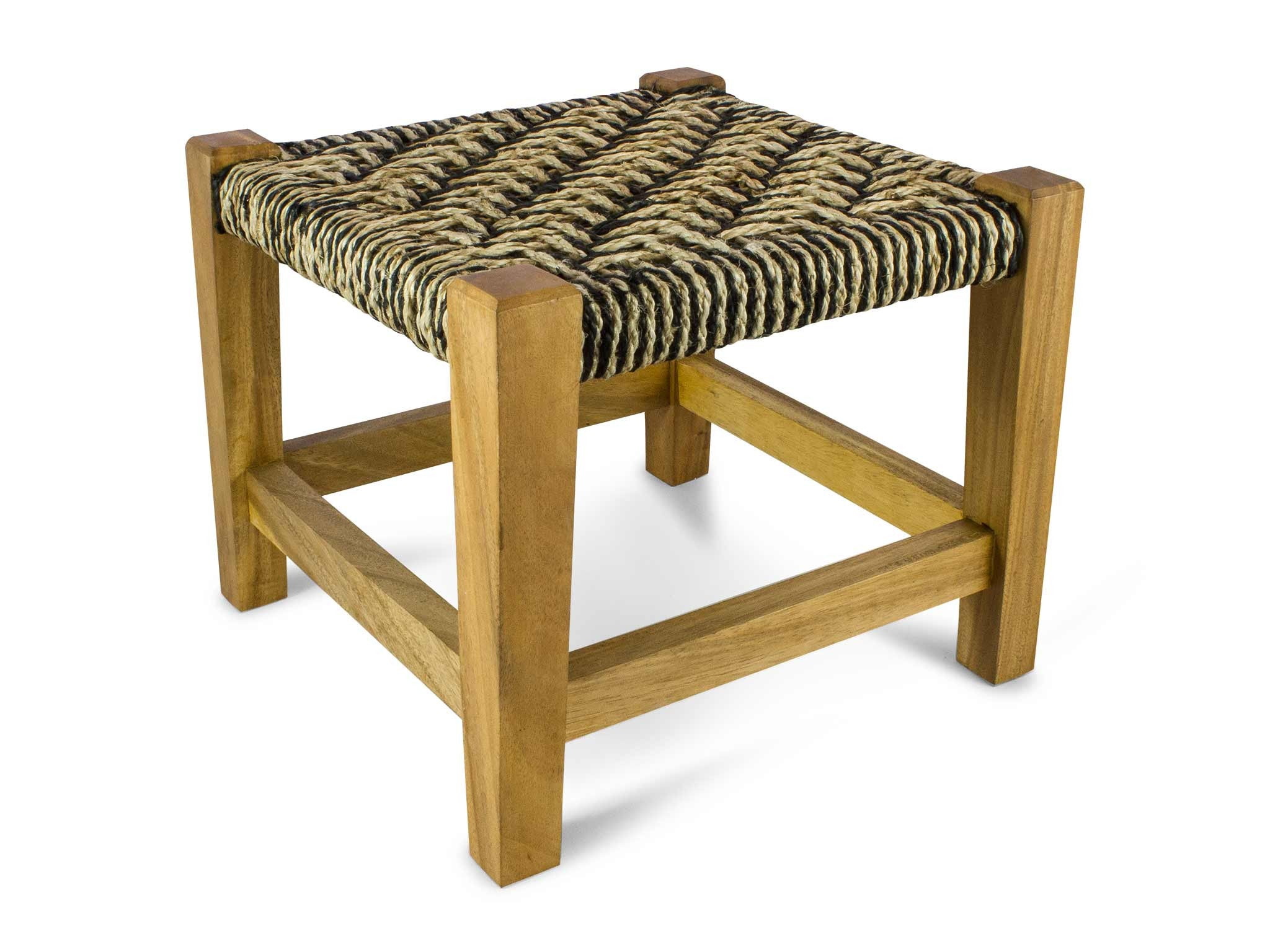 Piece + Parcel - Tariq Fair Trade Footstool -