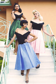 Hot Hostess Dress - Tarantula Clothing Company
