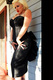 Waterfall Dress - Tarantula Clothing Company