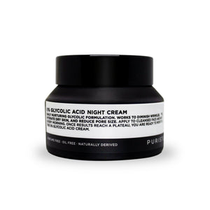 8% Glycolic Acid Night Cream
