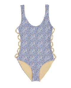 Annie Scoop Neck One Piece