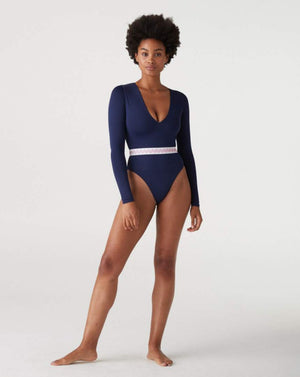 Load image into Gallery viewer, Bond Long Sleeve Body Suit