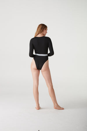 Bond Long Sleeve Body Suit