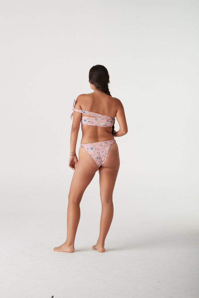 Rae One Tie Mid Rise Bottom