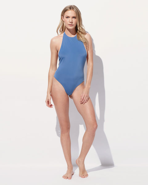 Shelley High Neck One Piece