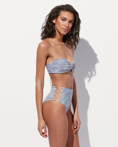 Lowe Plunge Neck One Piece