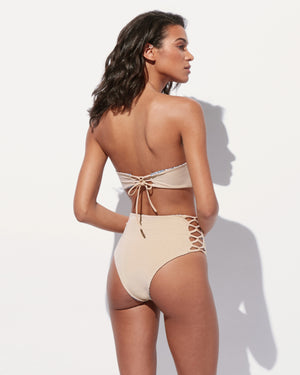Load image into Gallery viewer, Maria High Waist Bikini Bottom
