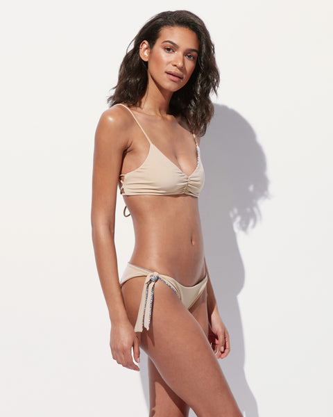 Milly Criss Cross Back Bikini Top
