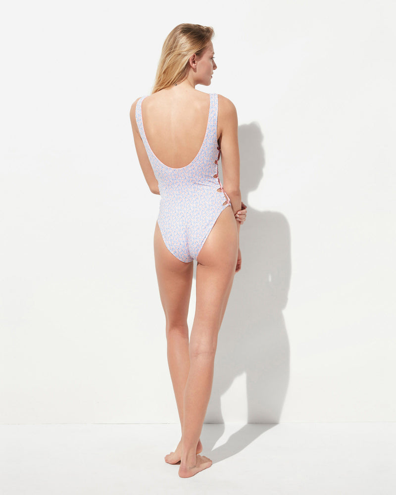 Suzy Full Coverage One Piece