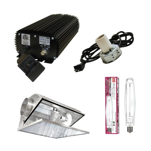 600 watt Lightspeed Digital Ballast Silverstar light kit