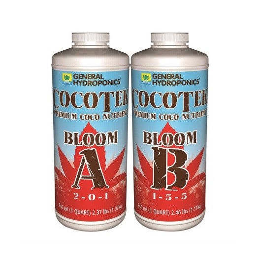 Cocotek Bloom A + B