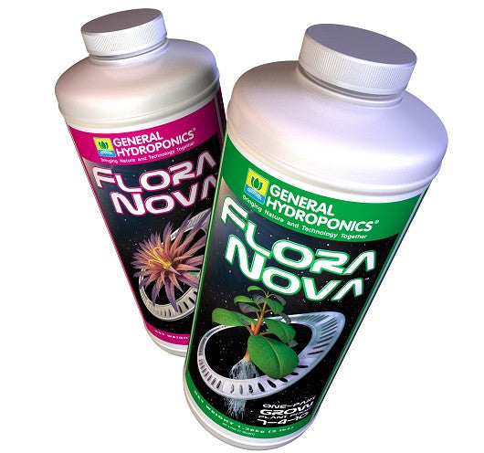 GH Flora Nova Grow & Bloom
