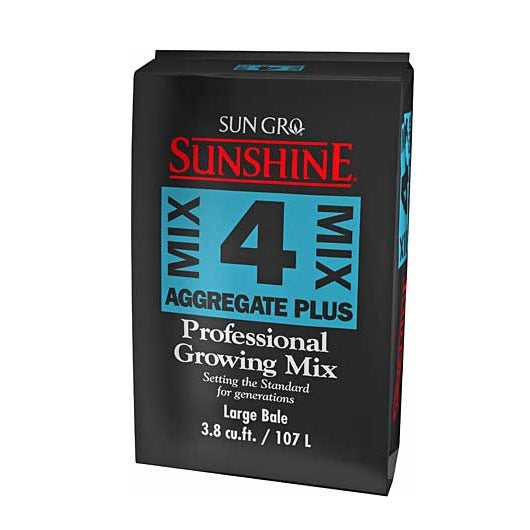 Sunshine #4 Professional Growing Mix (Large Bale)