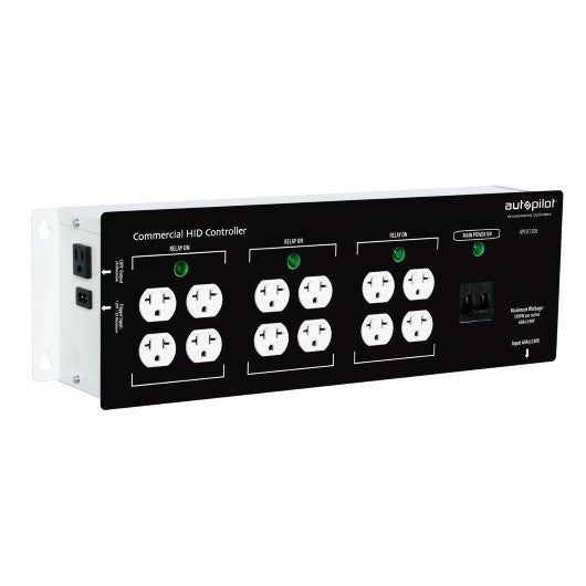 Autopilot Commercial Grade 12-light Controller