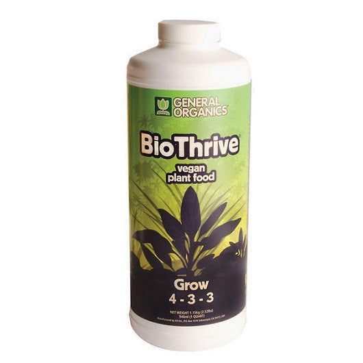Bio Thrive Grow Vegan Plant Food
