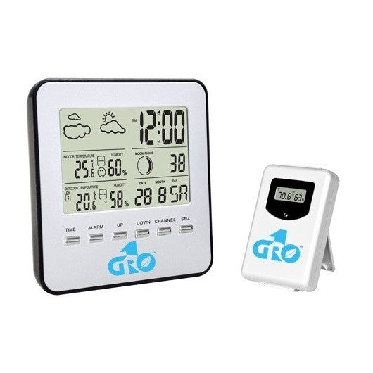 Gro1 Wireless Weather Station and Sensor