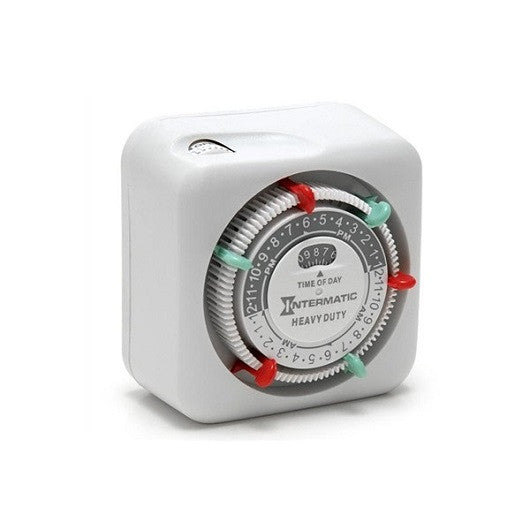 24 hr intermatic heavy duty grounded timer