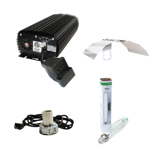 1000 watt Lightspeed Digital Ballast light kit
