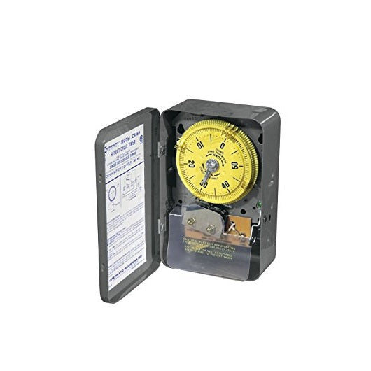 Intermatic Mechanical One Hour Timer  (C8865/66)