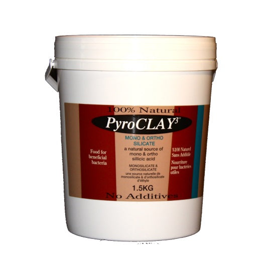 PyroCLAY Silica Supplement