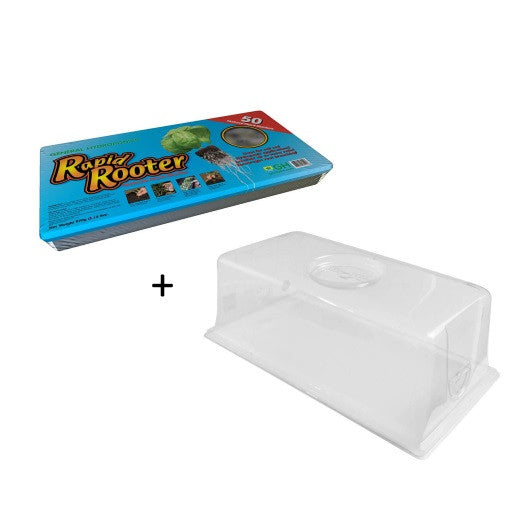 Rapid Rooter Tray w/ Humidity dome
