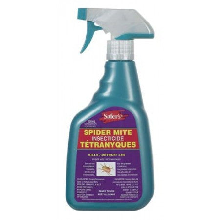 SAFER'S Spider Mite Spray 500 ml