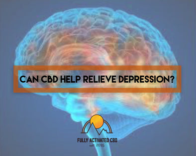 Can CBD Relieve Depression?
