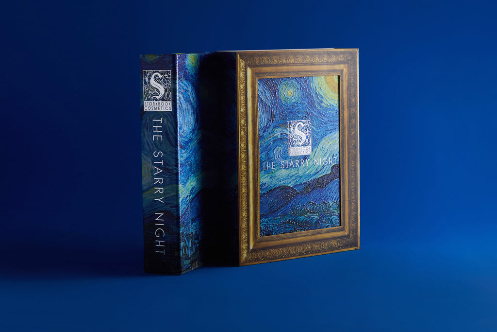 The Starry Night - Vincent van Gogh - Storybook Palette Storybook™