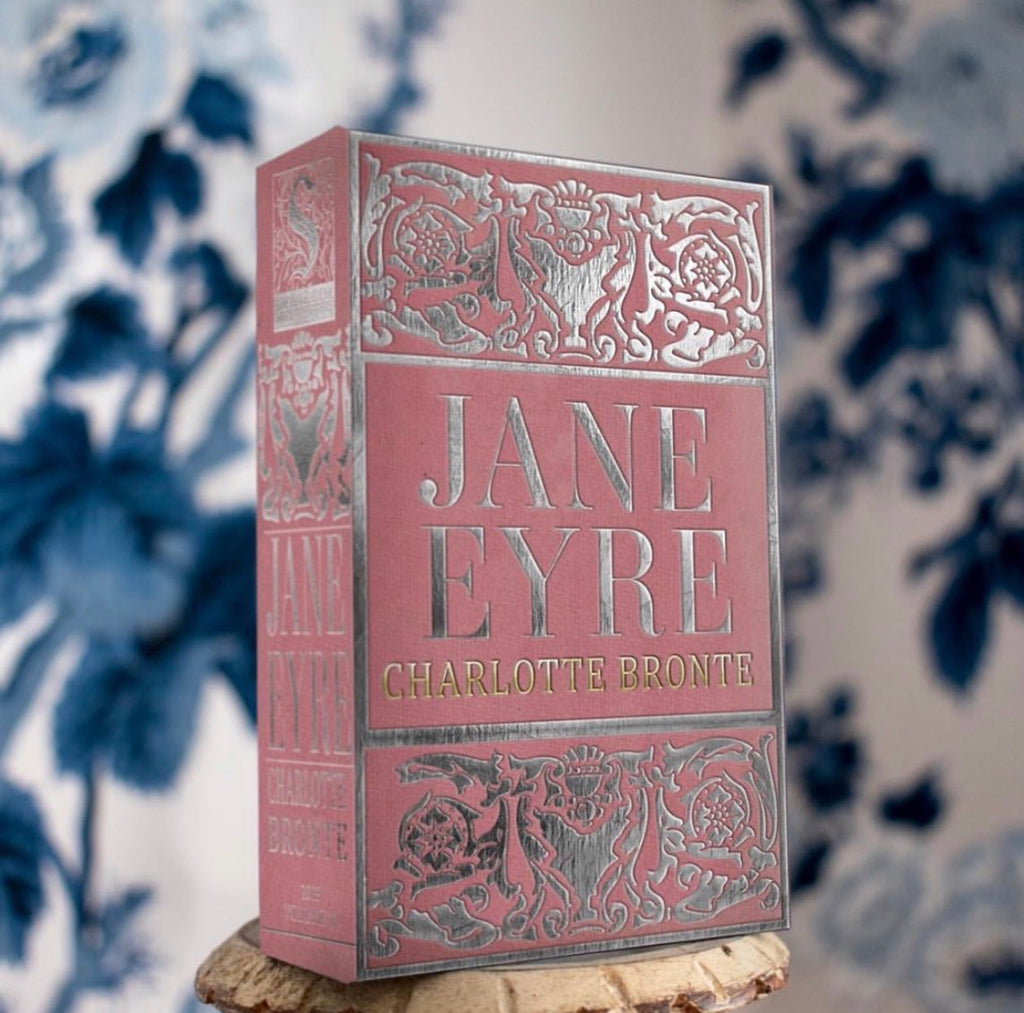 Jane Eyre Bookclub Palette with Brush