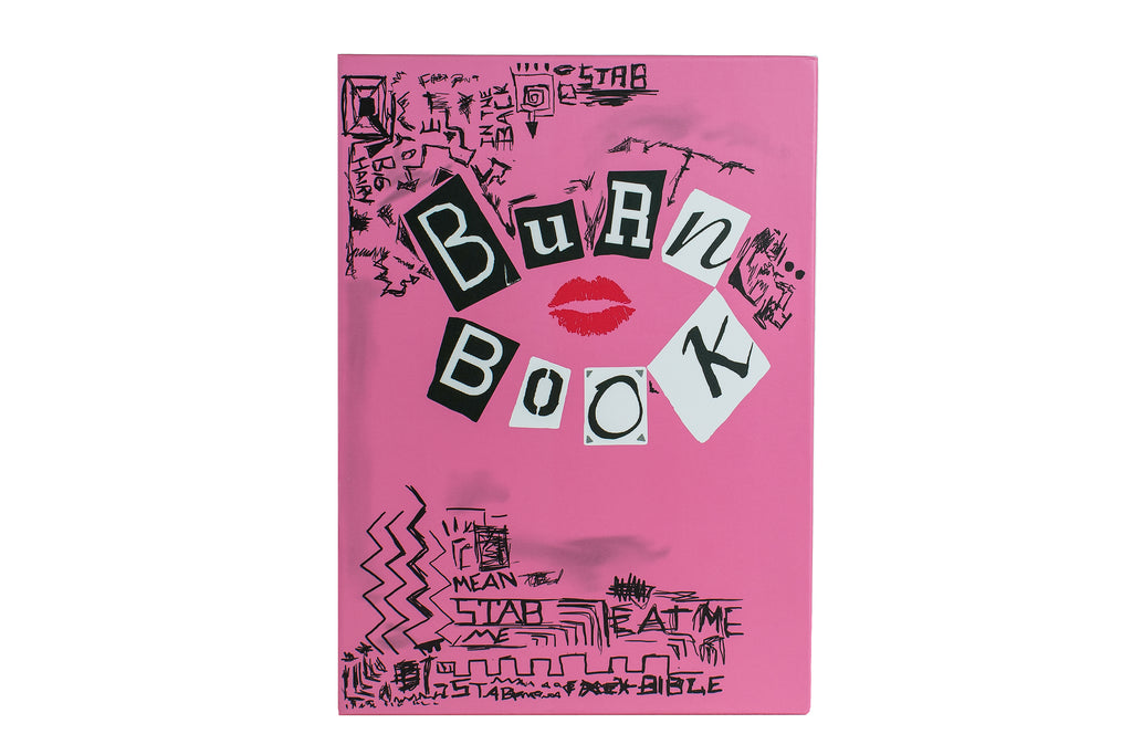 Mean Girls Burn Book - Storybook Palette