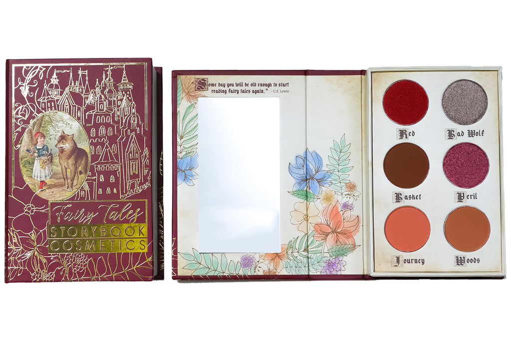 Red Riding Hood - Storybook Palette