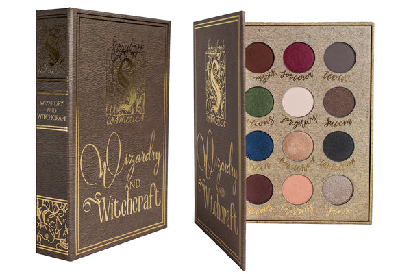 Wizardry and Witchcraft - Storybook Palette Storybook™