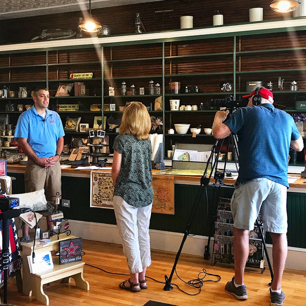Darby Store Featured on County Cable Montgomery